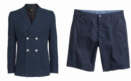 Blazer Shorts Primavera Verano 2015