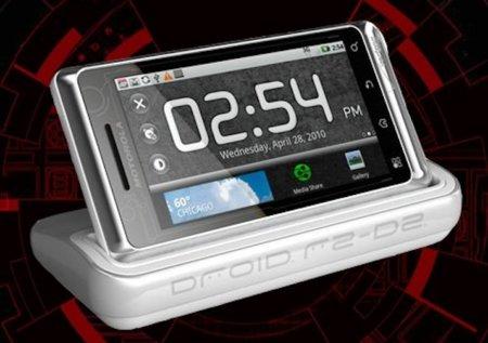 Motorola Milestone 2, nuevas imágenes de la edición limitada R2-D2