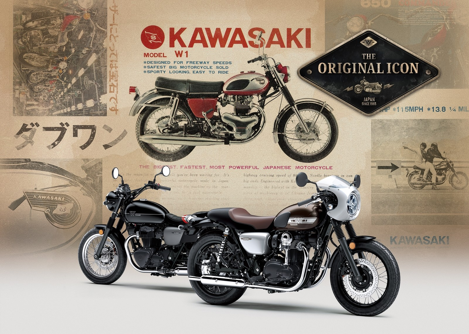 Foto de Kawasaki W800 2019 (3/27)