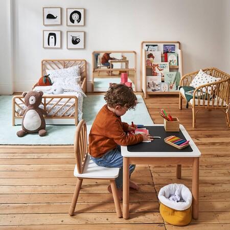 La Redoute se apunta a la tendencia de los muebles Montessori para los peques de la casa