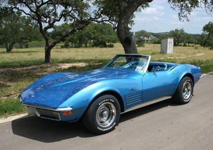 Matthew McConaughey vende su Corvette Stingray para la caridad