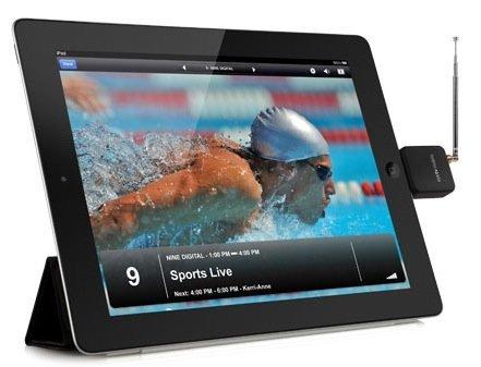 EyeTV Mobile, sintonizador de televisión para el iPad 2