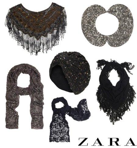 Zara complementos navidad 2011