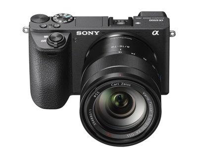 Sony a6500: la nueva sin espejo con sensor APS-C también presume de velocidad de enfoque y disparo