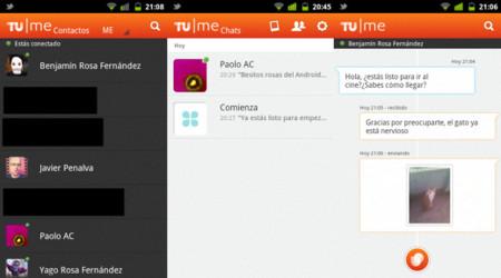 TU ME llega de forma oficial a Google Play