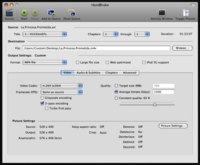Handbrake 0.9.3 nueva versión, introduce Universal Input