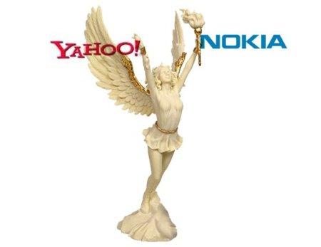 Nokia y Yahoo avanzan en su relación compartiendo también usuarios