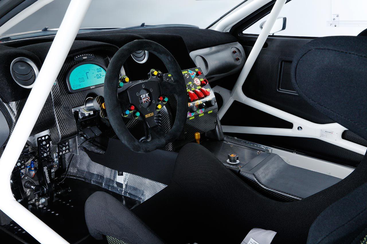 Foto de Nissan GT-R GT3 2013 (3/4)