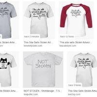 """""""Me encantaría tener esto en una camiseta"""" la frase que delató al ejército de bots que roban ilustraciones"""