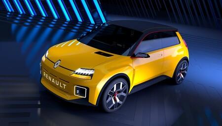 Renault 5 eléctrico concept