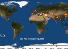 6.000 años de urbanización, resumidos en un ilustrativo vídeo sobre la historia de las ciudades
