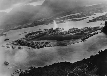 Ataque Pearl Harbor 1941