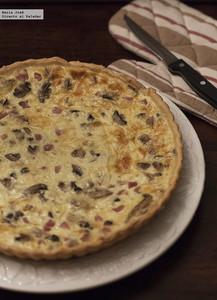 Quiche Lorraine: el plato estrella de esta Navidad