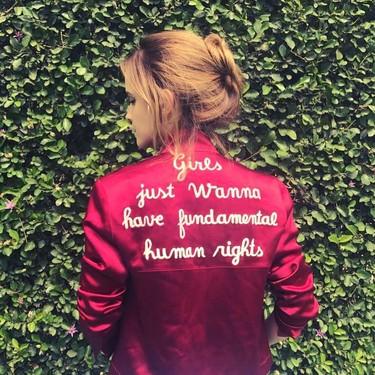 Las 93 reacciones más inspiradoras de las celebrities en Instagram en el Día de la Mujer