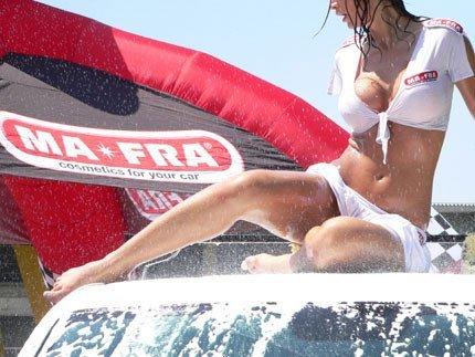 El Sexy Car Wash Tour de Ma-Fra