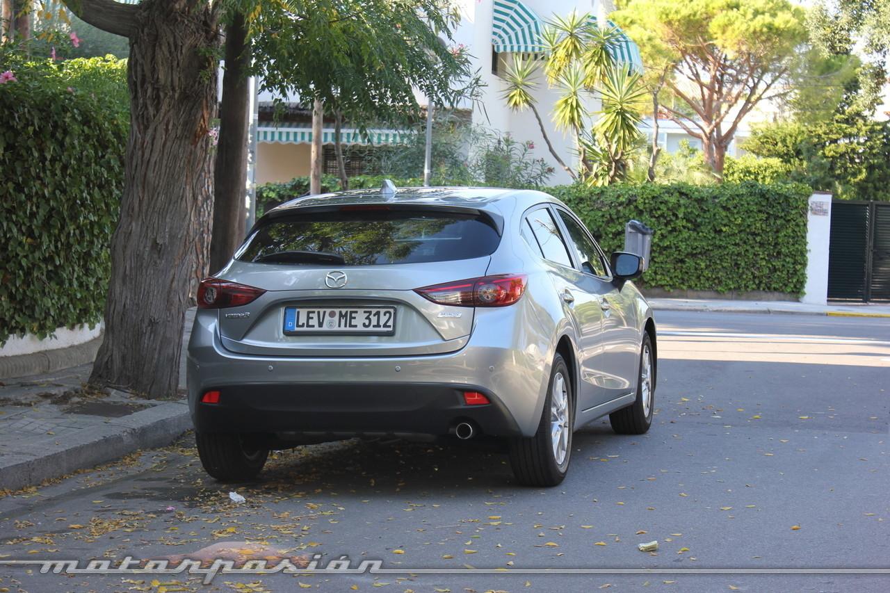 Foto de Mazda3 2013, presentación y prueba (21/61)