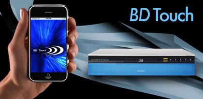 BD Touch: El iPod touch conoce al Blu-ray
