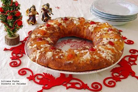 Navidades en forma con Vitónica: recetas de dulces saludables para el día de Reyes