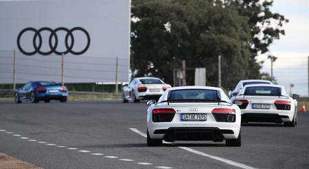 Audi Sportscar Driving Experience 2018