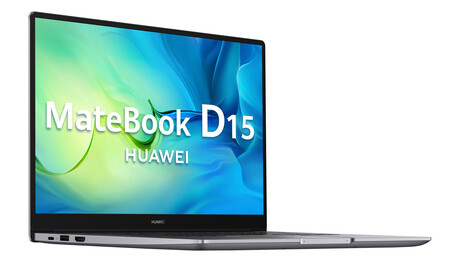 Huawei Matebook D 15 Intel Space Gray 2