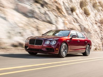 Bentley Flying Spur V8 S, es momento de darle un día de descanso al chofer