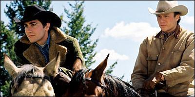 Brokeback Mountain, la más nominada en los Globos de Oro