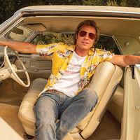 Globos de Oro 2020: Brad Pitt es el mejor actor de reparto de cine, por 'Érase una vez en Hollywood'