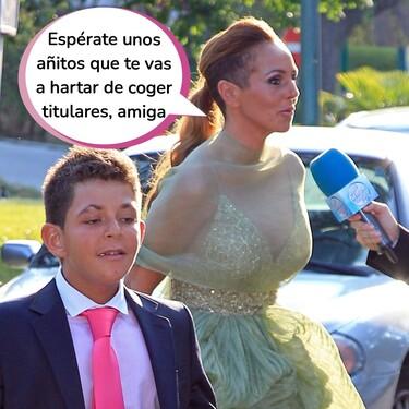 Estos son los 3 principales motivos por los que Rocío Carrasco no tiene ningún tipo de relación con su hijo David Flores