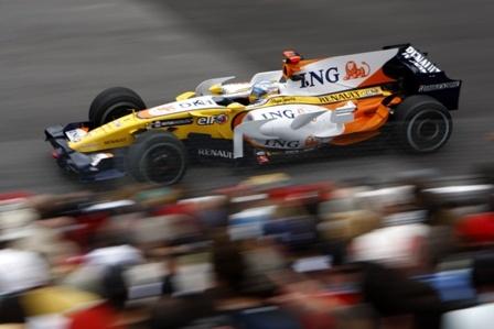 Decepcionante inicio para Renault en Canadá