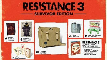 'Resistance 3': tráiler de la completa edición Survivor