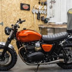 Foto 30 de 34 de la galería triumph-street-twin-naranja-britanica en Motorpasion Moto