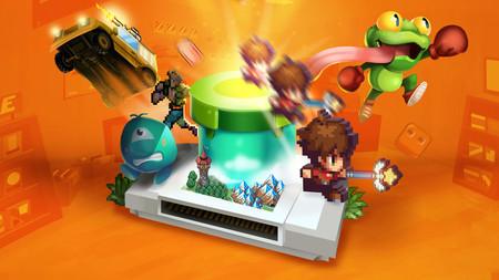 SuperMash, el juego con el que podemos crear juegos de distintos géneros, llegará en mayo a consolas