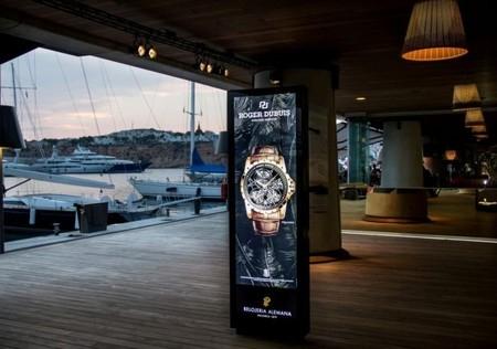 Roger Dubuis presenta sus últimas creaciones en en la Relojería Alemana de Palma de Mallorca