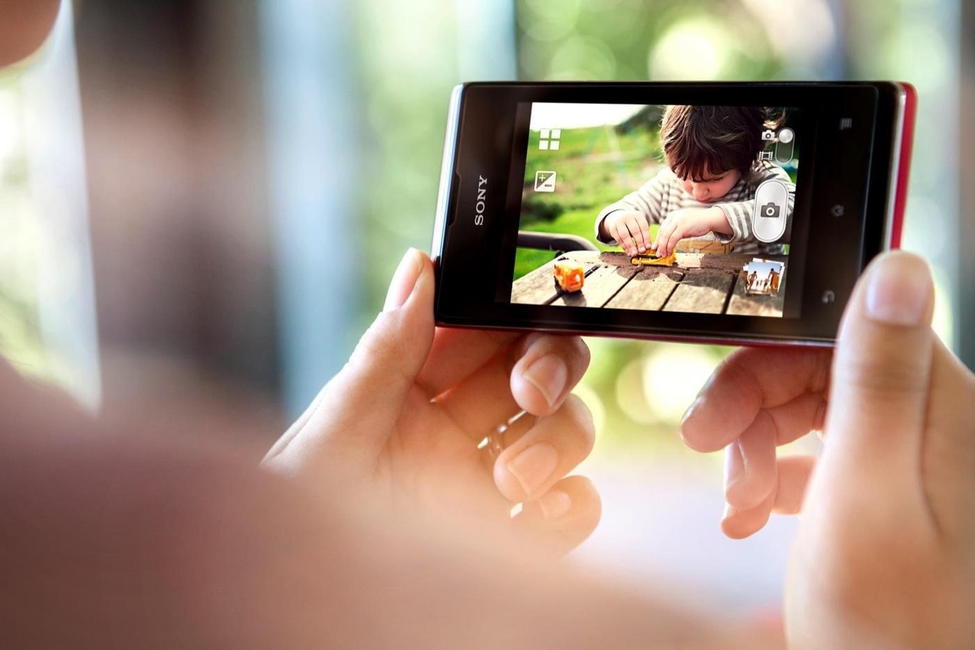Foto de Sony Xperia E (12/15)