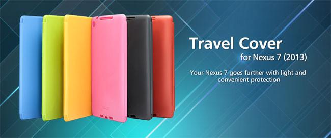 Accesorios nuevo Nexus 7 (2013)