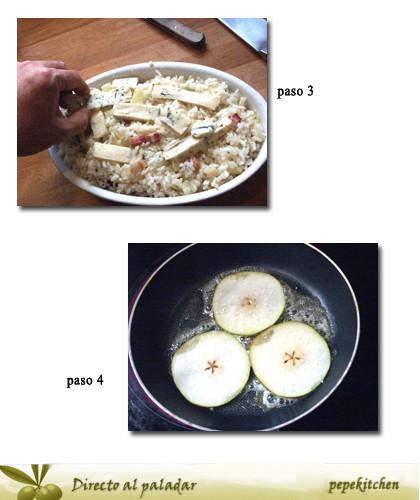 arroz al horno paso 2