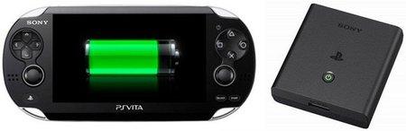 Comparativa de duración de batería entre PSP, Nintendo 3DS y PS Vita