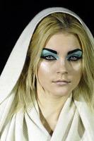 Maquillajes históricos de Alexander McQueen