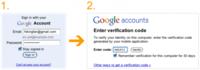 Google lanza el sistema de autentificación en dos pasos para todos