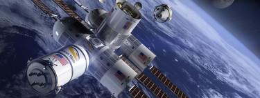Casi 800.000 dólares: eso costará pasar una noche en este hotel de lujo espacial en el que ya puedes realizar tu reserva