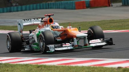 Paul Di Resta continuará en Sahara Force India