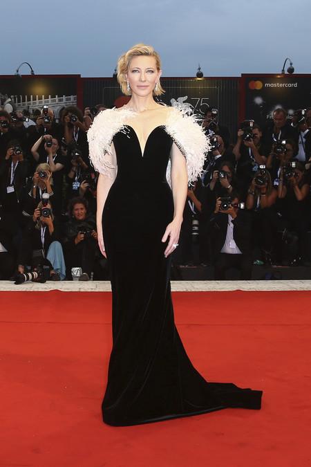 Cate Blanchett Armani Prive