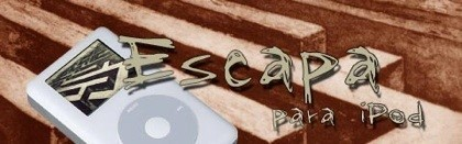 Escapa: Juego de texto para tu iPod