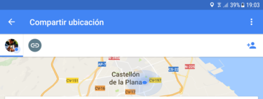 Titre de la publication sur Google Maps