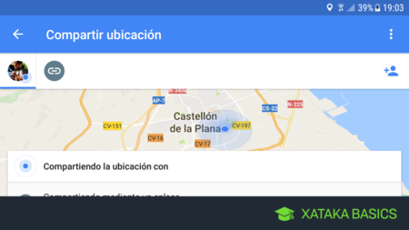 Cómo compartir tu ubicación en Google Maps