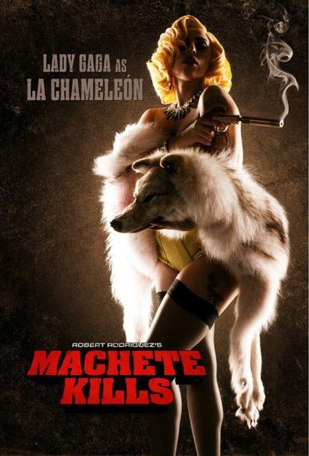 Lady Gaga, Lady Machete, Lady Camaleón, ¡vale para todo!