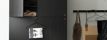 La percha definitiva para la ropa está en Ikea y es de terciopelo y acero