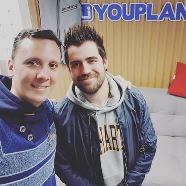 Los youtubers se confiesan con SMDani, el párroco de YouTube