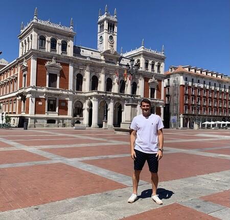 Iker Casillas en Valladolid