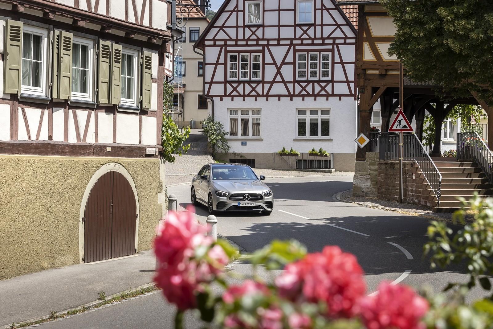 Foto de Mercedes-Benz Clase E 2020, prueba contacto (62/135)